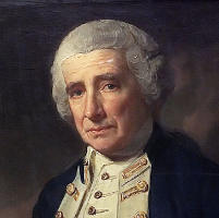Admiral John Forbes