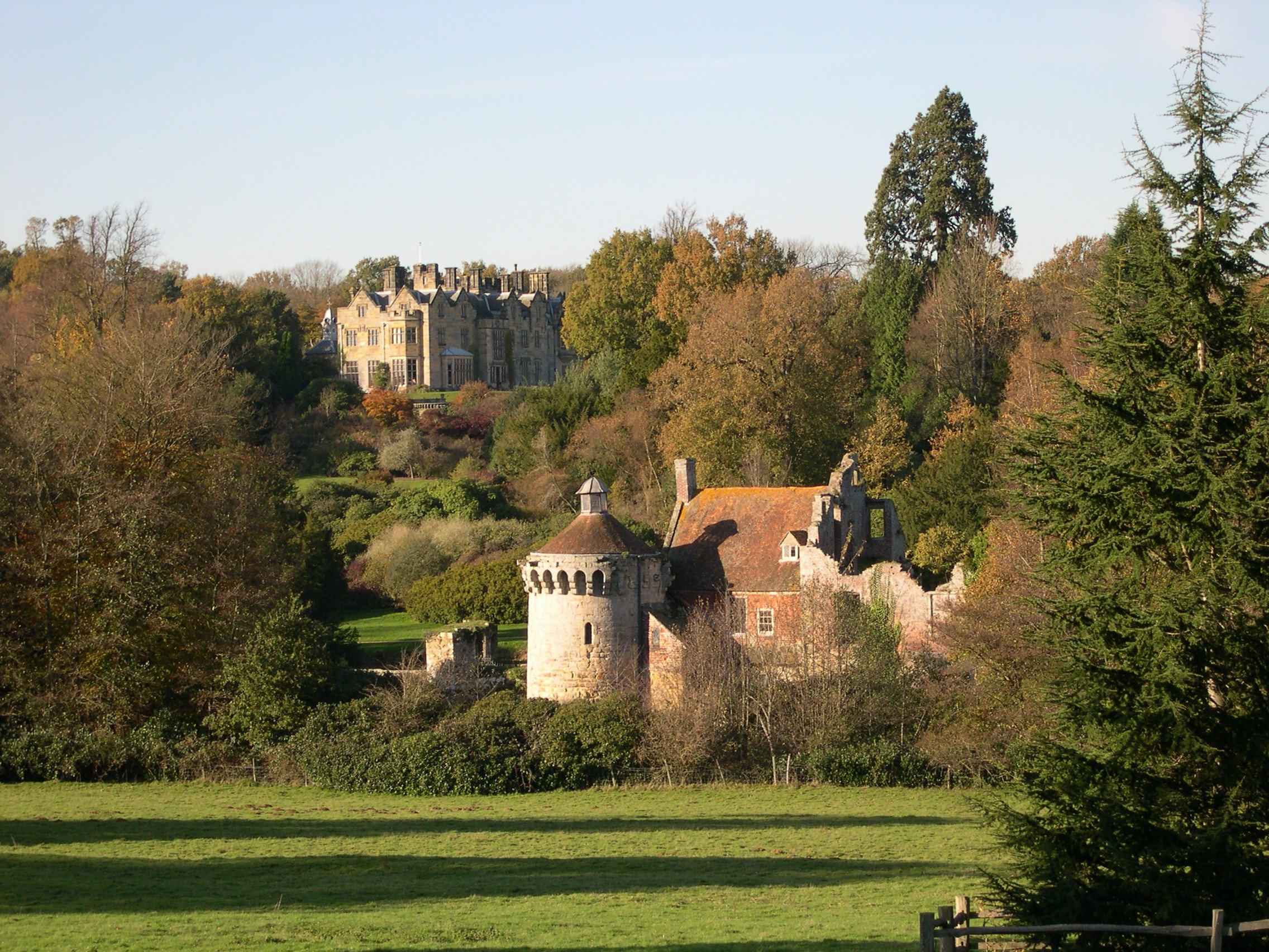 Places to go in kent for free