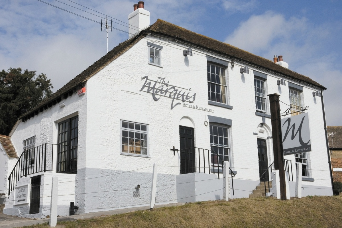 6 of the best foodie hotels in Kent