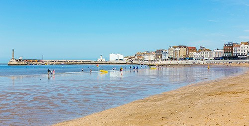 Margate main sands