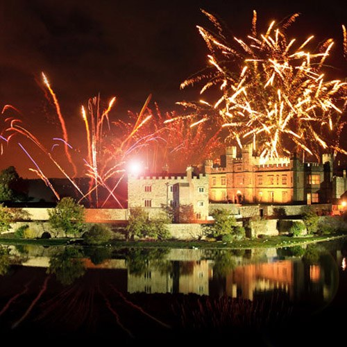 Leeds Castle Christmas Party: Party Season In Kent