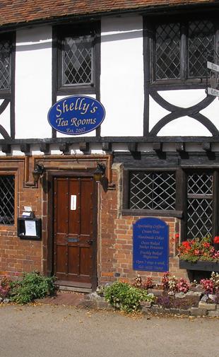 Shellys Tea Rooms Canterbury